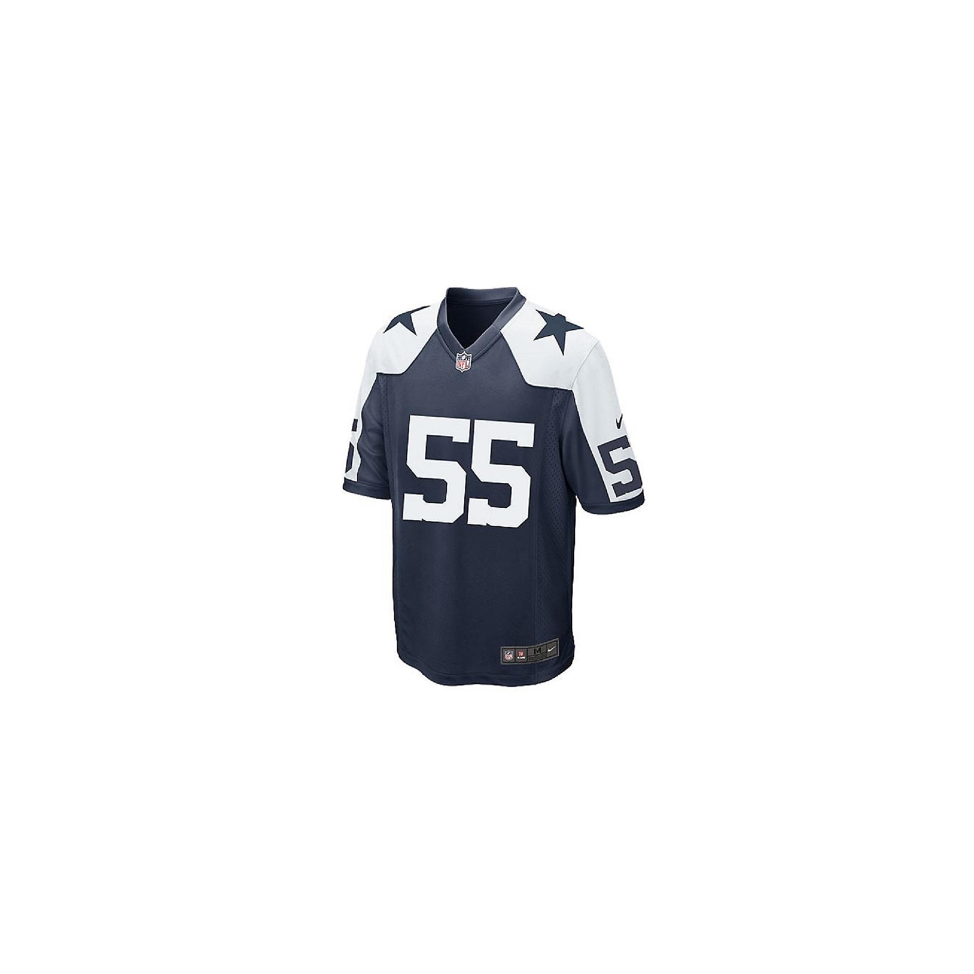 the best attitude 9081d 34247 Dallas Cowboys Leighton Vander Esch #55 Nike Game Replica ...