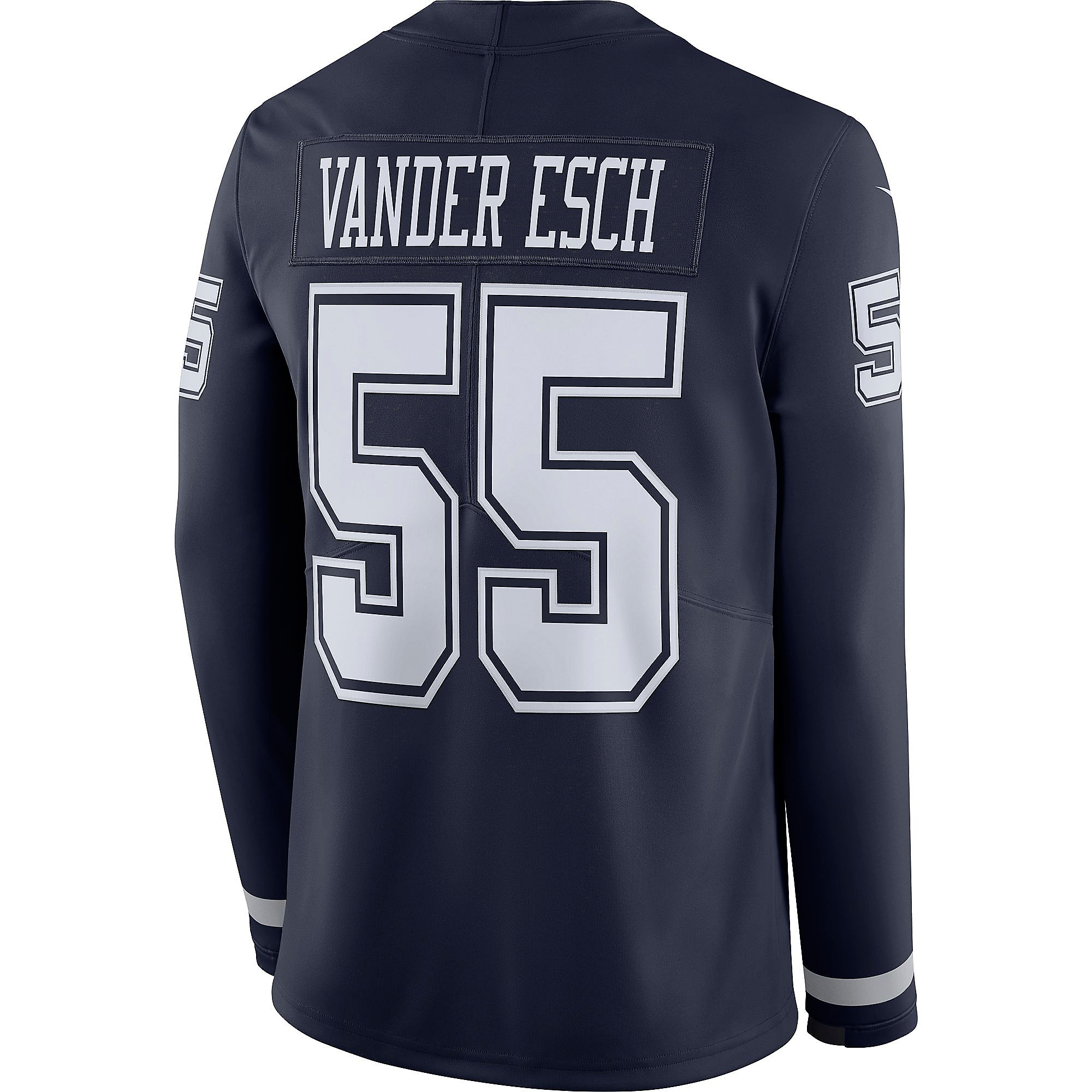 Dallas Cowboys Leighton Vander Esch #55 Nike Therma Jersey