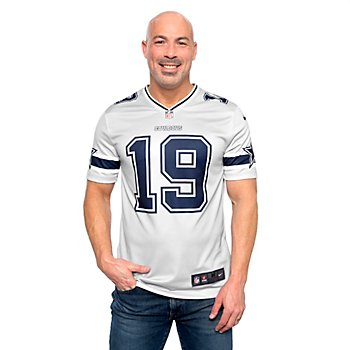 Dallas Cowboys Amari Cooper #19 Nike Legend Secondary Team Jersey T-Shirt
