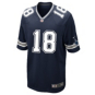 Dallas Cowboys Randall Cobb Nike Navy Game Replica Jersey