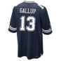 Dallas Cowboys Michael Gallup Nike Navy Game Replica Jersey