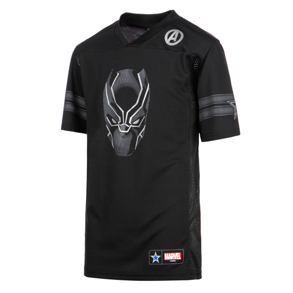 Dallas Cowboys MARVEL Youth Black Panther Jersey