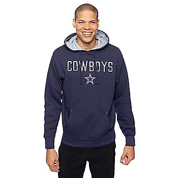 Dallas Cowboys Mens Chuck Hoody