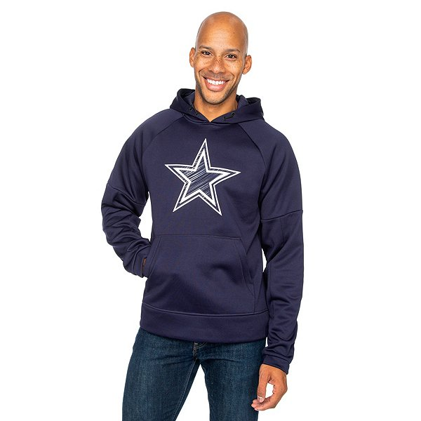 Dallas Cowboys Mens Polaris Hoodie