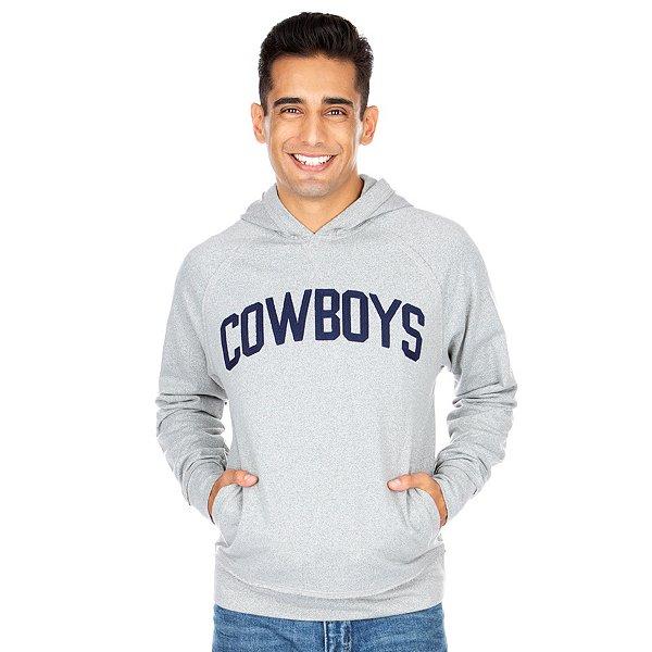 Dallas Cowboys Mens McGraw Fleece Hoodie