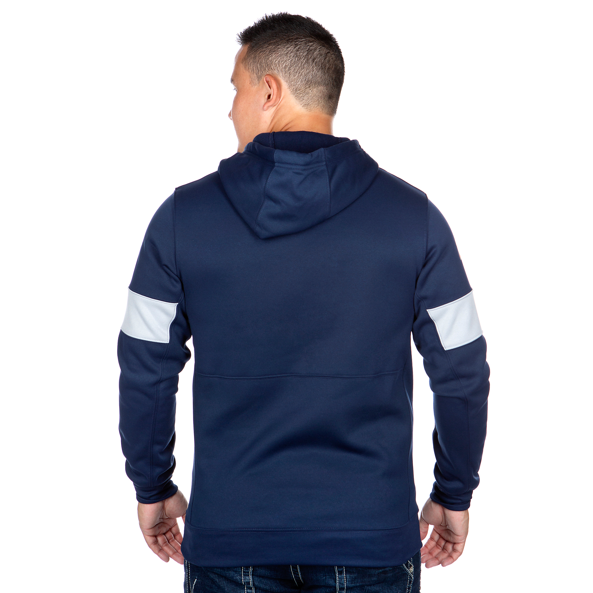 online store 5abdd a405b Dallas Cowboys Nike Mens Therma Pullover Hoody | Fans United