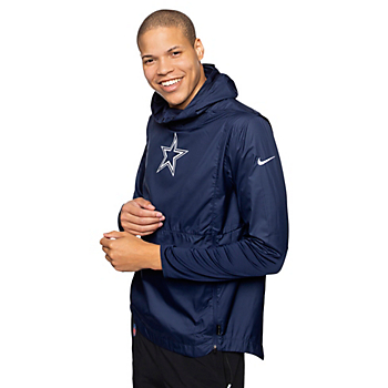 Dallas Cowboys Nike Mens Lightweight Repel Hoodie