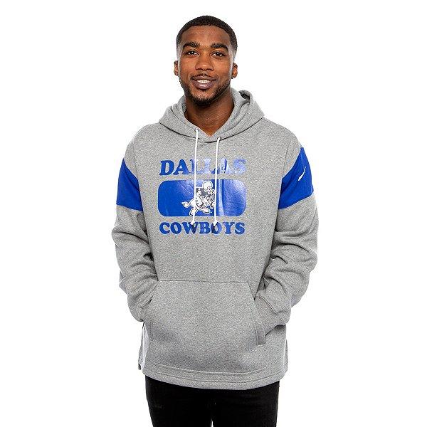 Dallas Cowboys Nike Mens Historic Pullover Hoodie