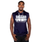 Dallas Cowboys Mens Martell Sleeveless Hoody