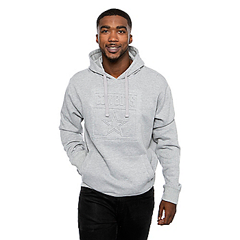Dallas Cowboys Mens Dagworth Embossed Hoodie