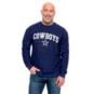 Dallas Cowboys Alta Gracia Unisex Claude Sweater