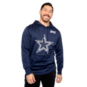 Dallas Cowboys Nike Mens NFL 100 Logo Circuit Hoodie