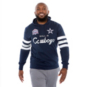 Dallas Cowboys Mitchell & Ness Mens Championship Game Pullover Hoodie