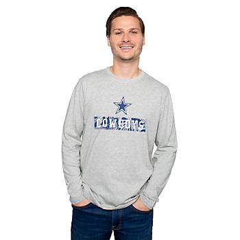 Dallas Cowboys Tommy Bahama Mens Long Sleeve Graphic T-Shirt