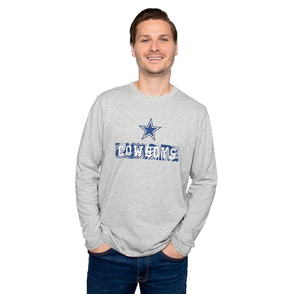 Dallas Cowboys Tommy Bahama Mens Long Sleeve Graphic T-Shirt