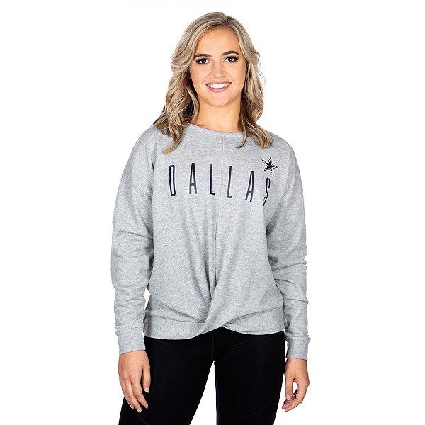 Dallas Cowboys Womens Zuri Sweatshirt
