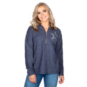 Dallas Cowboys Womens Naomi Half-Zip Pullover