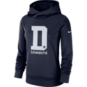 Dallas Cowboys Nike Womens Local Pack Therma Hoodie
