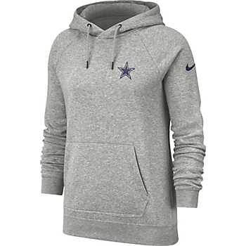 Dallas Cowboys Nike Womens Rally Hoodie