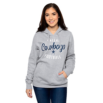 Dallas Cowboys Womens Kim Pullover Hoodie