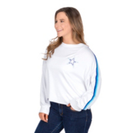Studio Vintage Havana Star Chest Pullover