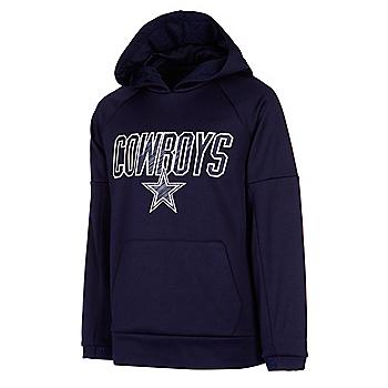 Dallas Cowboys Youth Zang Pullover Hoody