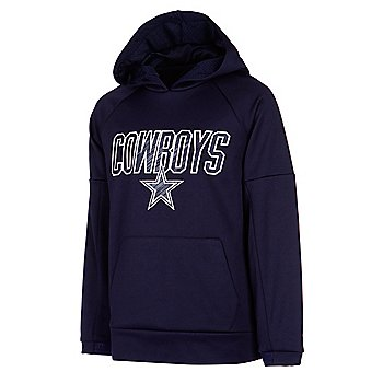Dallas Cowboys Youth Zang Pullover Hoodie
