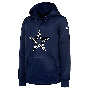 Dallas Cowboys Nike Youth Circuit Logo Hoodie