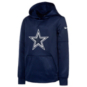 Dallas Cowboys Nike Youth Circuit Logo Hoodie