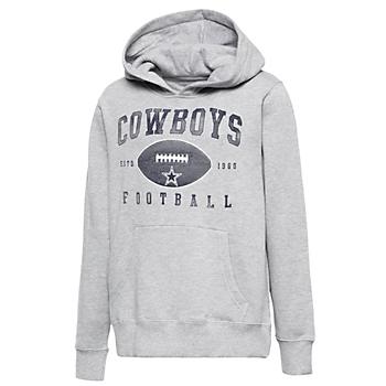 Dallas Cowboys Youth Robbie Pullover Hoodie