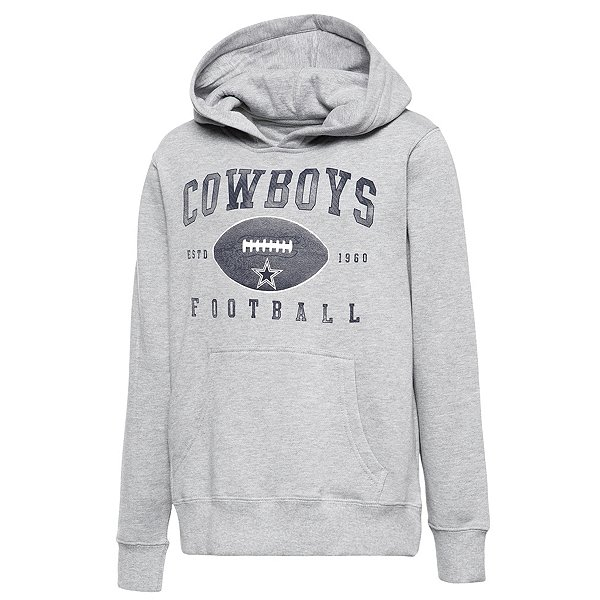 Dallas Cowboys Youth Robbie Pullover Hoodie