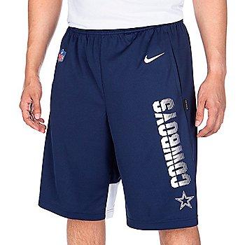 Dallas Cowboys Nike Mens Breathe Knit Short