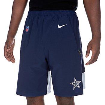 Dallas Cowboys Nike Mens Practice Player Flex Short