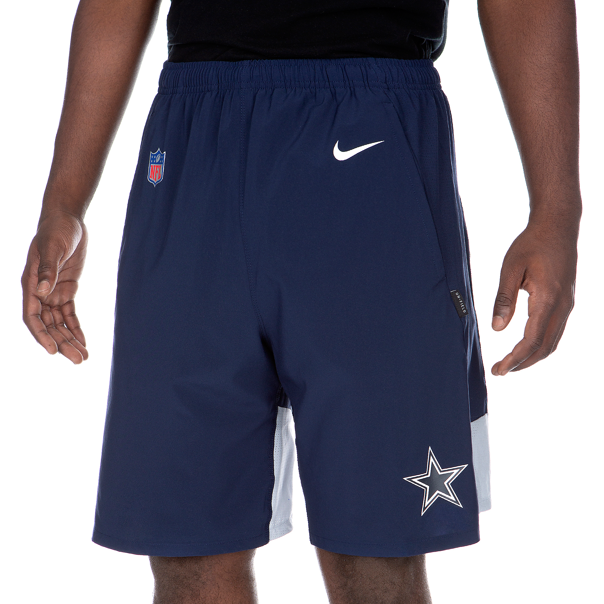 Dallas Cowboys Nike Mens Practice Player Flex Short