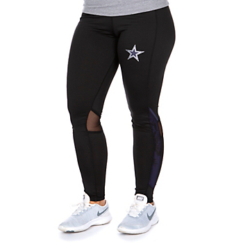 Dallas Cowboys Womens Gazelle Legging
