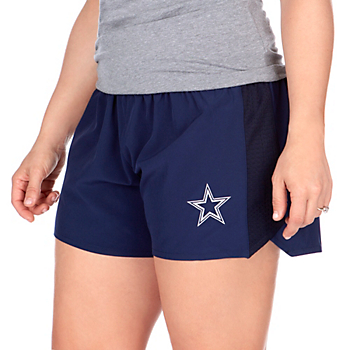 Dallas Cowboys Womens Horizon Short
