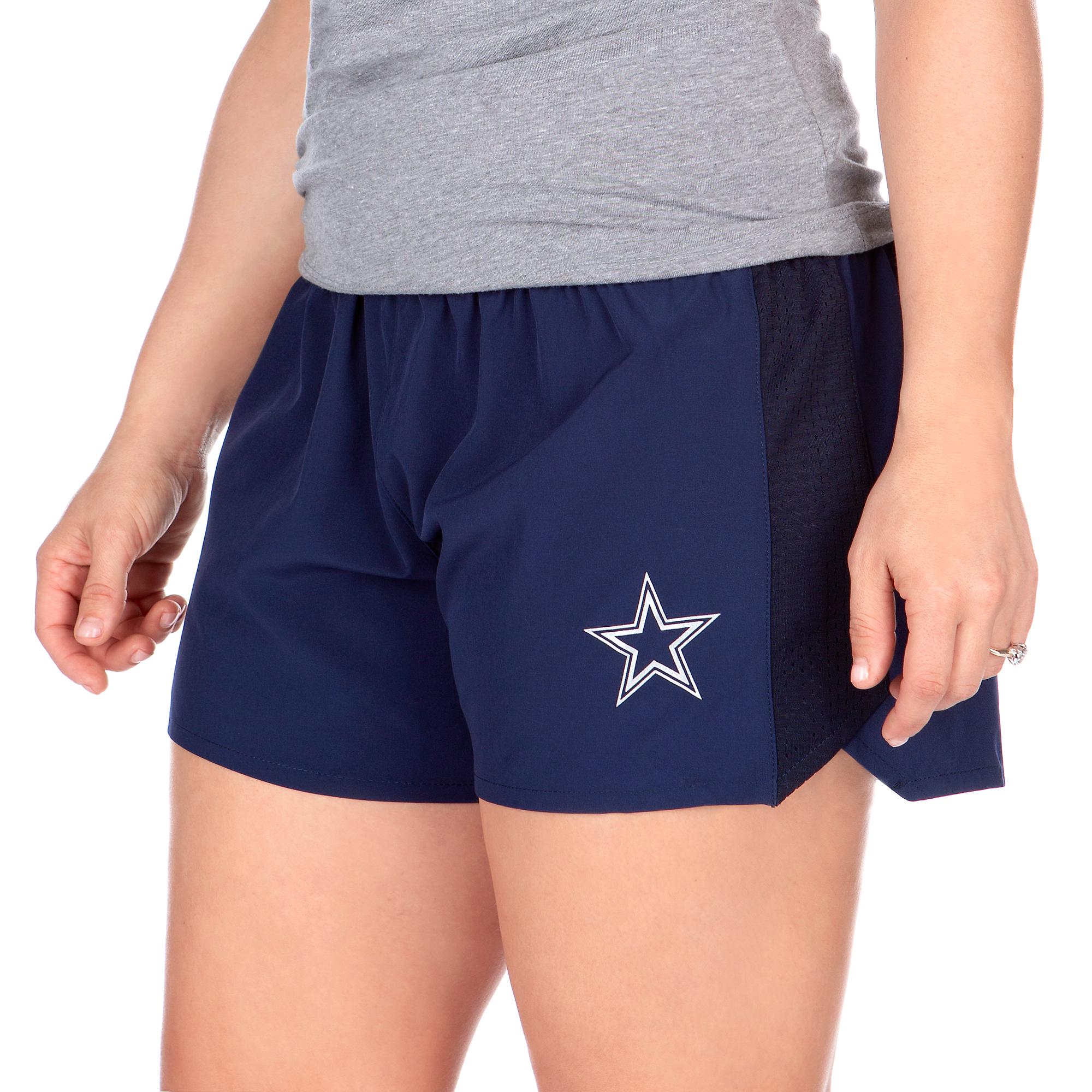 Dallas Cowboys Womens Horizon Short