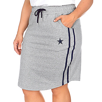 Dallas Cowboys Womens Timber Skirt