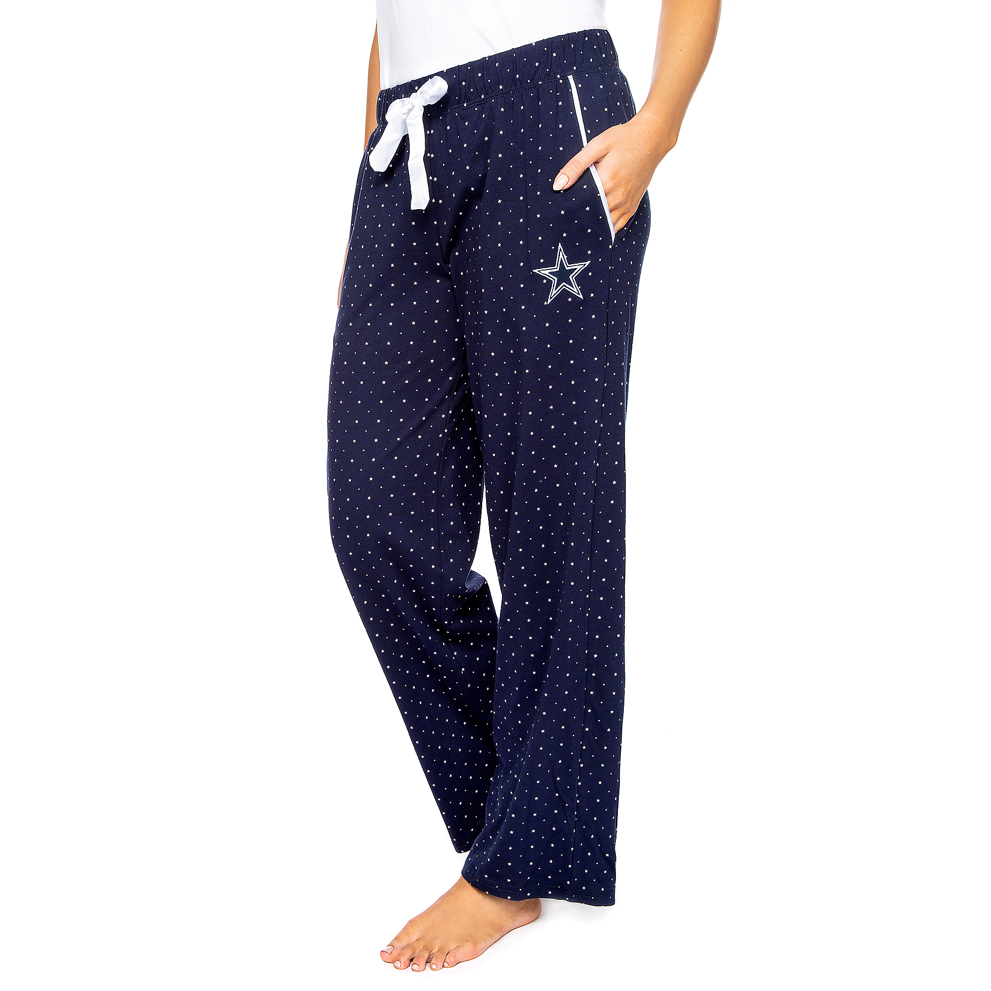 Dallas Cowboys Womens Autumn Pajama Pant