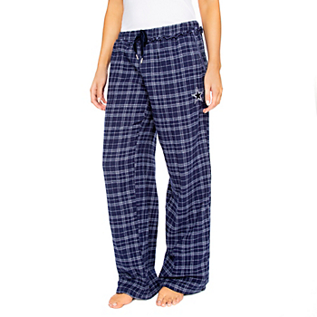 Dallas Cowboys Womens Cornelia Pajama Pant