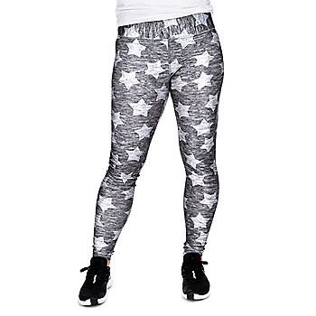 Studio Terez Heathered Star Legging