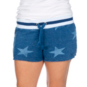 Studio Vintage Havana Star Burnout Short