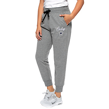Dallas Cowboys Lauren James Womens Troy Jogger