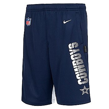 Dallas Cowboys Nike Youth Knit Player Short