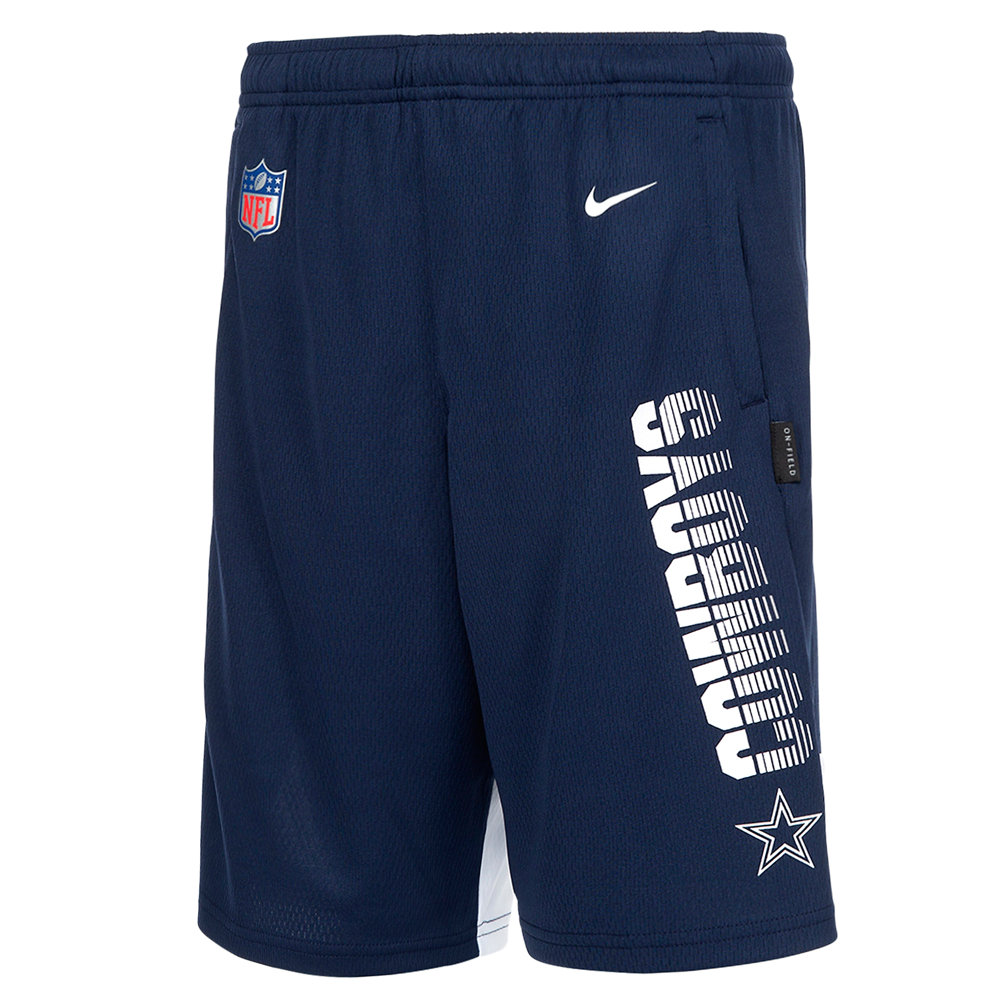 Dallas Cowboys Nike Youth Knit Player Short