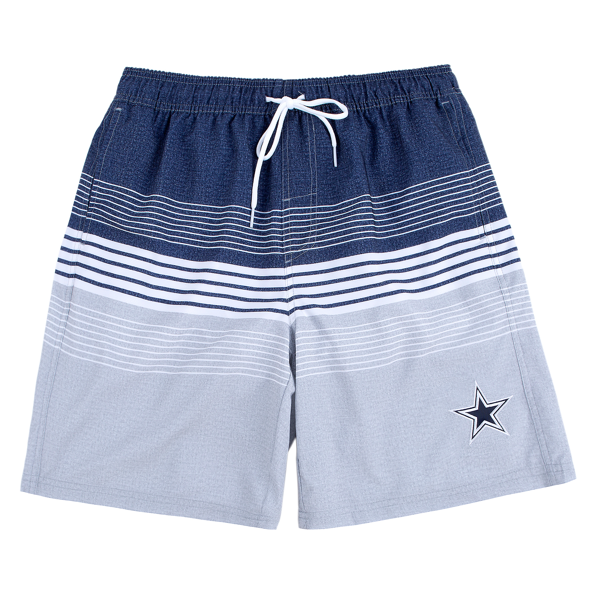 Dallas Cowboys Mens Warm Up Volley Swim Trunks