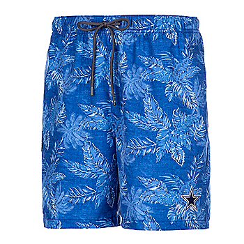 Dallas Cowboys Tommy Bahama Mens Naples Coast Swim Trunks