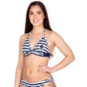 Dallas Cowboys Womens Strike Out Bikini Top
