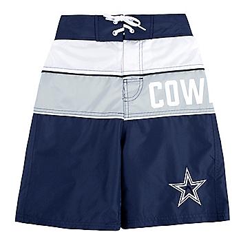 Dallas Cowboys Youth All Star Swim Trunks