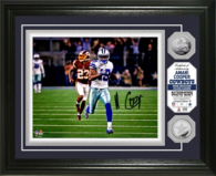 Dallas Cowboys 13x16 Amari Cooper Autographed Photo Mint